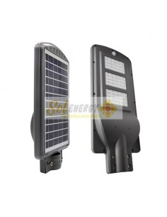 Kit Full Iluminación Solar Foco Calle Led 60w