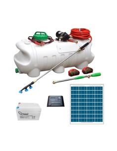 Fumigadora Eléctrica Solar 12V DC 50 litros