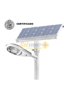 Luminaria Energia Solar Led 150w Full 6 mts