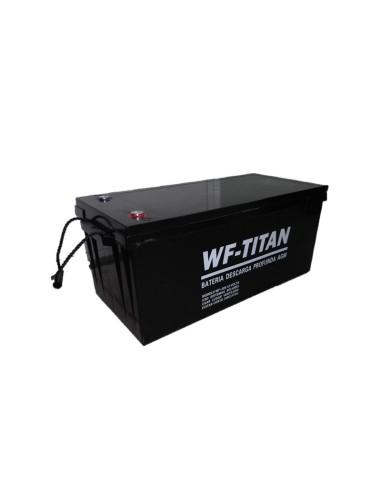 Bateria Solar Ciclo Profundo 200ah 12v