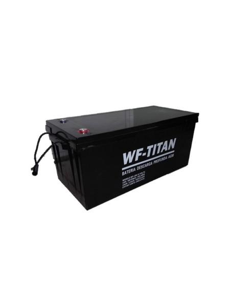 Bateria Solar Ciclo Profundo 200ah 12v AGM