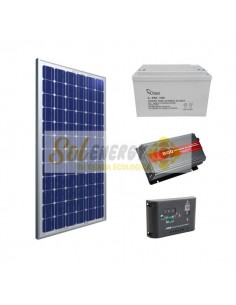 Kit Solar Onda Modificada 800W