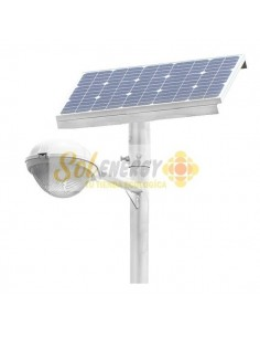 Luminaria Solar Led 100w Full 6 mts