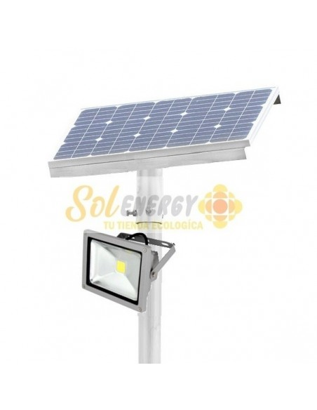 Luminaria Solar Reflector 100w Full 6 mts