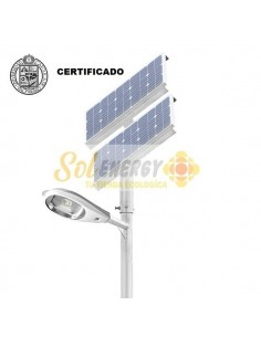 Luminaria Solar Led 200w Full 6 mts