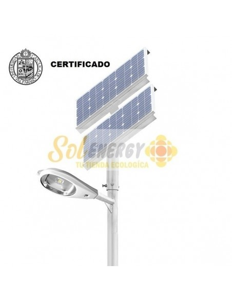 Luminaria Solar Led 300w Full 6 mts